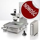 Mikroskop pomiarowy zmotoryzowany Huvitz HMM-3D
