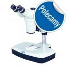 Mikroskopy stereoskopowe serii Z-168