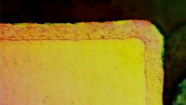 Próbka metalograficzna