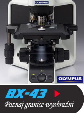 Mikroskop badawczy Olympus BX